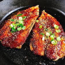 Korean grilled mackerel 고등어 ...