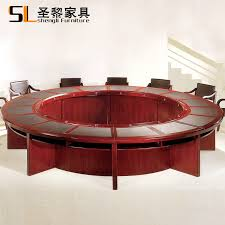 get ations st li large round conference table meeting table to discuss the reception desk bar table