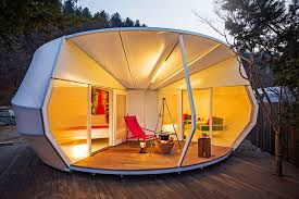 ArchiWorkshop Unveils Gorgeous 'Glamping' Tents Shaped Like Doughnuts |  Inhabitat - Green Design, Innovation, Architecture, Green Building
