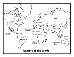 World Map Black And White Printable With Countries Map Outline With Countries Labeled World Coloring Page Blank Maps