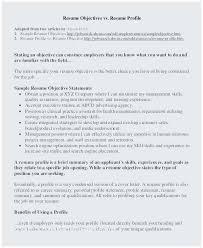 How To Write A Profile Sample Career Profile For Resume Popular Resume Profile How To Write