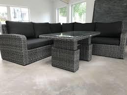 Garten Lounge Anthrazit Genial Gartenmöbel Rattan Polyrattan Garten