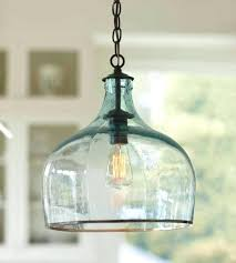 beach glass pendant lights aqua pendant lamp with regard to sea glass light inspirations sea glass beach glass pendant lights