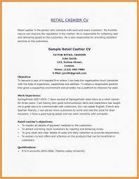 Cashier Resume Sample 20 Most Effective Cashier Resume Template Free Resume