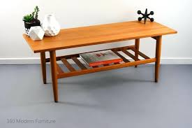 mid century coffee table teak rack retro vintage era modern gumtree sydney parker
