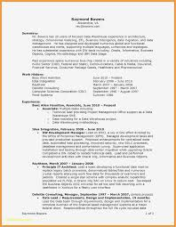 Resume Format Word Fresh Sample Resume For Warehouse Worker Samples ...