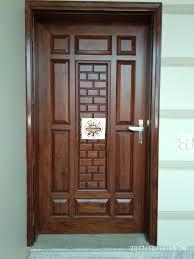 Image Teak Wood Pinterest Wooden Door Wooden Polished Door Wooden Main Door Design