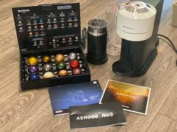 Nespresso® vertuoline coffee and espresso capsule collection. Nespresso Coffee Espresso Machine 42 Coffee Pods Only 119 99 Shipped On Amazon Hip2save