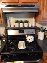 Pin by Aimee Milam on 1 Rae Dunn decor | Small apartment kitchen decor,  Kitchen decor apartment, Small apartment kitchen