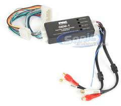 pac aoem hon20 aoemhon20 interface module that allows the product pac honda amplifier integration interface aoem hon20