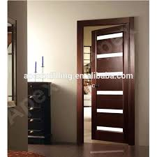 contemporary interior doors. Interior Wooden Doors Modern Wood Solid Door Laminated Glossy White Oak Finished Contemporary Nz