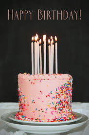 Pin By Tiffany Pruitt On Happy Birthday Birthday Cake Gif Happy