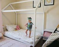 Montessori Montessori Room Floor Bed House Bed