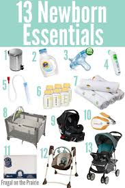 list of items needed for baby 13 newborn essentials baby must have items allison lindstrom