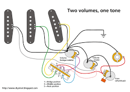 strat wiring two volume one tone wiring diagram today