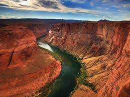 Северная Америка достопримечательности материка Большой каньон grand canyon