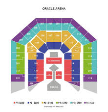 Love Show Seating Chart