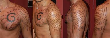 Tatuaggi Maori E Tribali Fotografie Tattoo