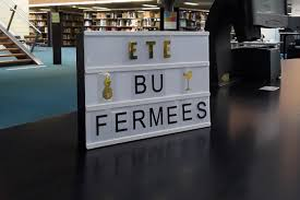 Bibliothèque Universitaire Dangers Bua Belle Beille Et Saint