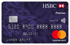 hsbc s premier world mastercard