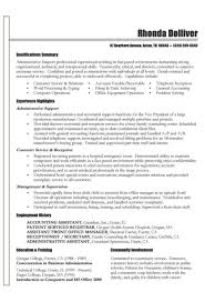 Example Of Functional Resumes Functional Resume Example