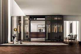 wardrobe with transpa and hinged doors design cabinet with hinged doors in tinted glass