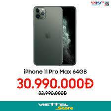 🔈🔈 Sắm iPhone 11 Pro Max... - Viettel Store (viettelstore.vn)