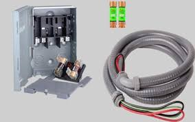 quick disconnect switch kit for mini split air conditioner systems wiring a disconnect switch Wiring A Disconnect Switch quick disconnect 30 amp switch kit for mini split air conditioner systems