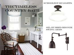 country bathroom lights. Country Bathroom Lights .