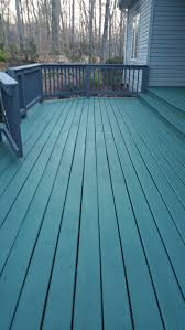 a beautiful east tennessee summer will be here soon so now is the perfect time to get your deck painted take a look at this recent revamp