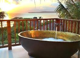 outdoor bathtub ideas outdoor baths ideas bath tub pr diy outdoor bathroom ideas outdoor bathtub