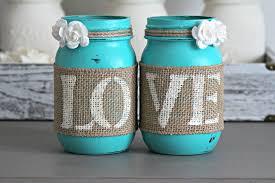 Mason Jar Decorations For Bridal Shower Turquoise Mason Jar Decorations Cheap Bridal Shower Products 51