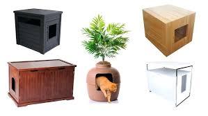 corner cat litter box furniture. Litterbox Furniture Cat Litter Box Hidden Enclosure Diy . Corner H