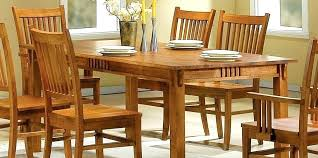 incredible solid oak dining table and 6 chairs full size of table oak and white dining