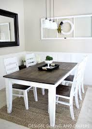 farmhouse table makeover dining chair