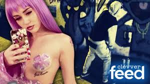 Selena Gomez Wtf Tattoo Justin Biebers Graffiti Art Miley Cyrus Dresses As Lil Kim Halloween 2013