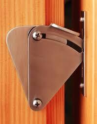 can you lock a barn door brushed stainless steel teardrop lock in locked position teardrop lock