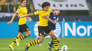 FC Schalke 04 gegen Borussia Dortmund: Das Revierderby im Ticker