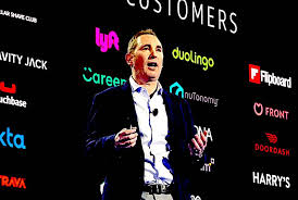 Aws leader and svp andy jassy. Andy Jassy Exclusive Aws Doubles Down On The Hybrid Cloud Siliconangle