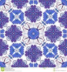 Pattern In Spanish Best Spanish Traditional Ornament Mediterranean Seamless Pattern Tile