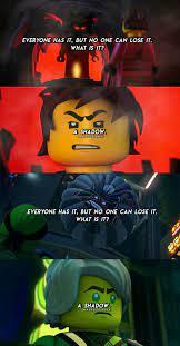 Credit to @SmaragdBianka #Ninjago   Lego ninjago, Ninjago memes, Lego  ninjago movie