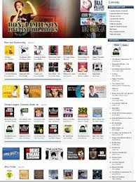 22 On The Itunes Comedy Charts