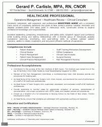 Resume Template Word Nurse Staff Sample Rn Stunning Templates Free