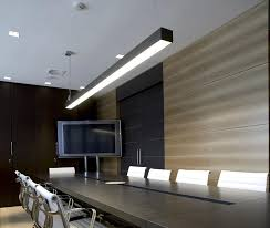 Linear Office Lighting