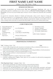 Sample Journeyman Electrician Resumes Registered Master Electrician Resume Example Of Journeyman For