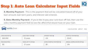 Pay Loan Calculator Auto Loan Calculator Auto Loan Payment Calculator