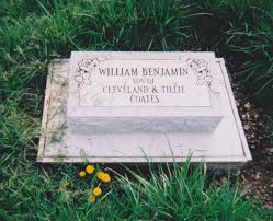 "Tombstone: William Benjamin ""Bennie"" Coates, Old Concord Cemetery ..."