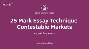 mark essay technique competition and consumer welfare 25 mark essay technique competition and consumer welfare