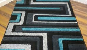 black rug white rugs area teal red runners blue splendid gray and tan couch bathroom yellow