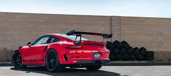 And then people drove it. First Ever Gmg Titanium Center Section Exhaust On A Guards Red 991 2 Gt3 Rs Gmg Racing